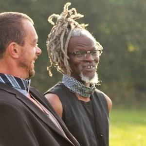 Sébastien Jantzen et Abdoulaye Sané
